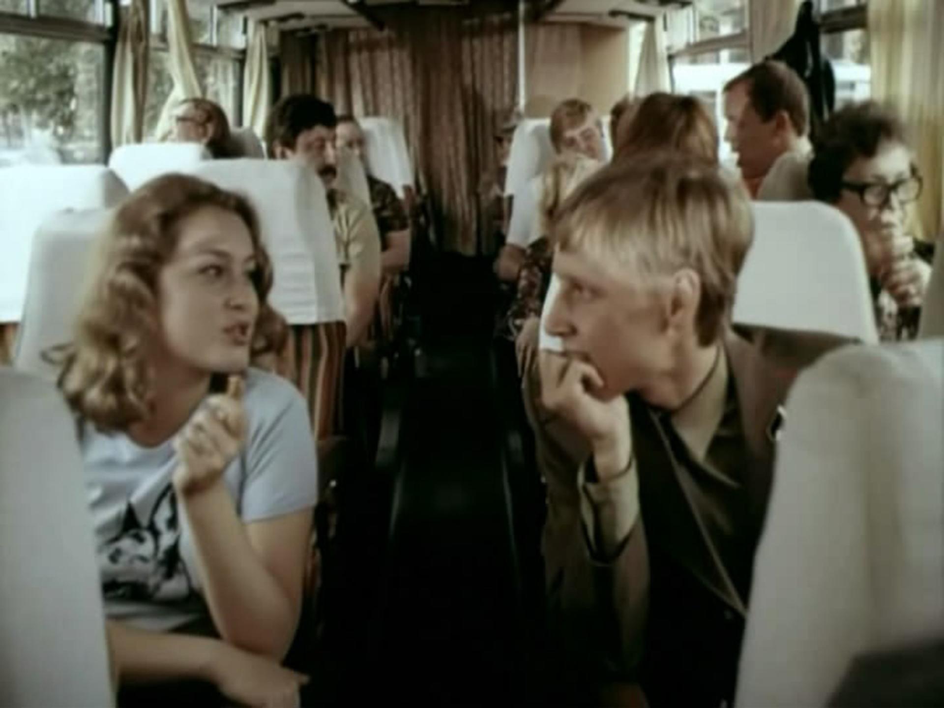 Итоги онлайн-киновикторины по фильму «Водитель автобуса»