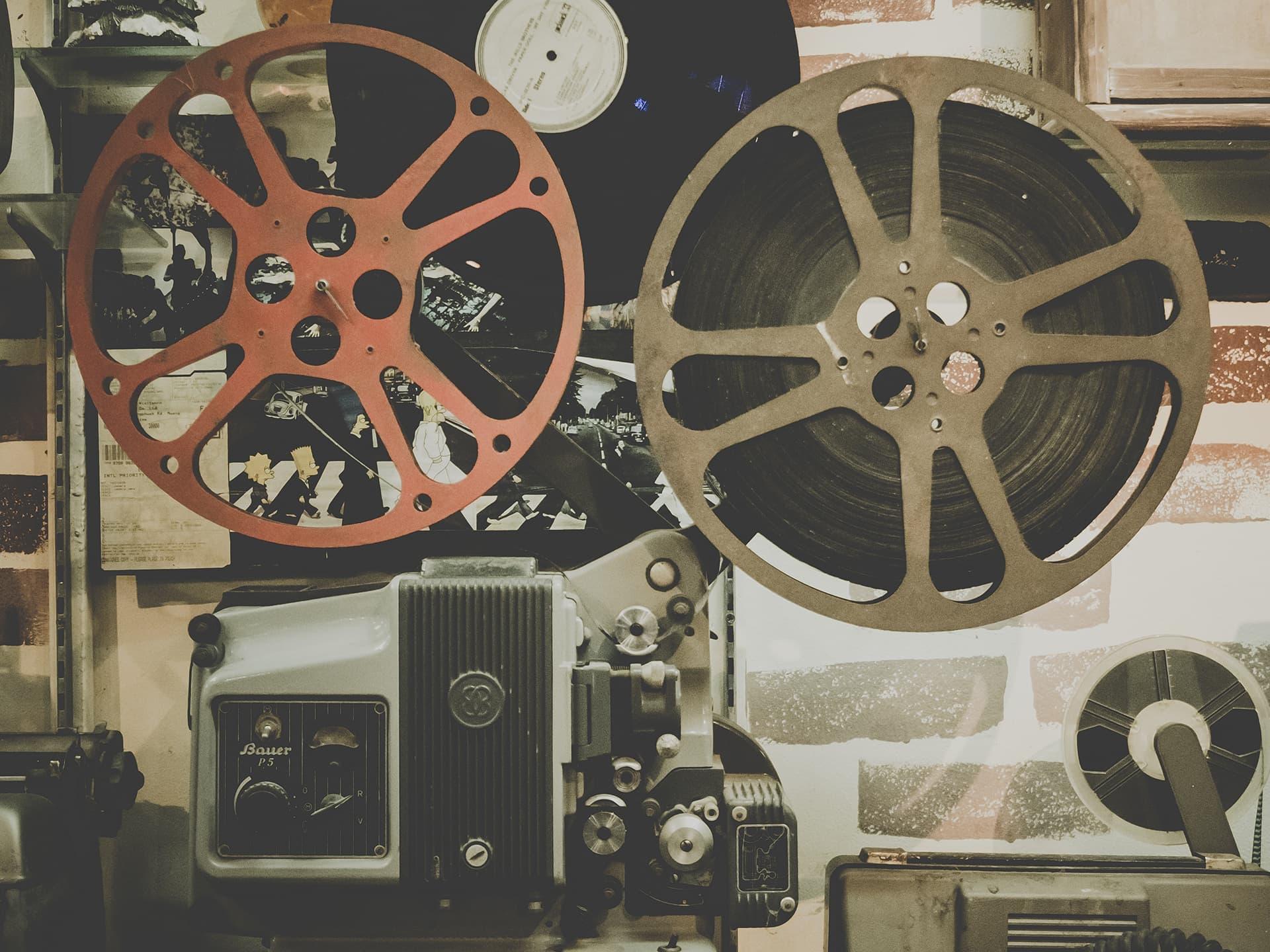 Цикл видеороликов Курского кинофонда о режиссерах детского кино «Синематика»
