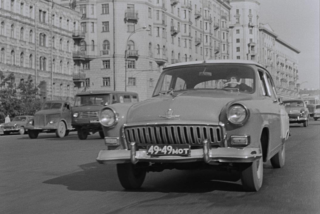 Подборка фильмов ко Дню автомобилиста
