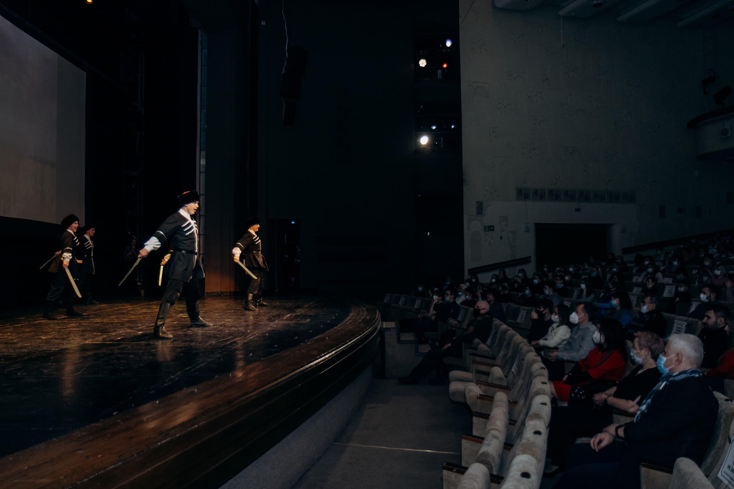 Стартовал новый сезон проекта «Кино в театре»